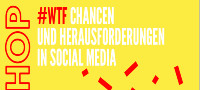 Bild zu Workshop: #wtf- Chancen und Herausforderungen in Social Media